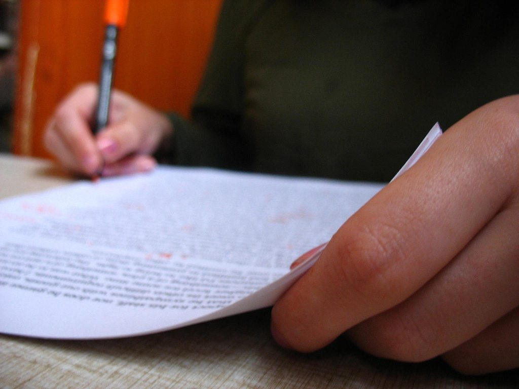 Writing College Essays