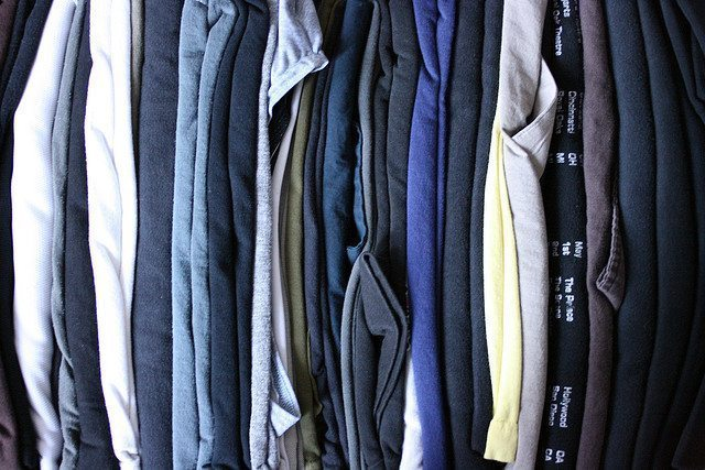 Neatly Pressed Clothes