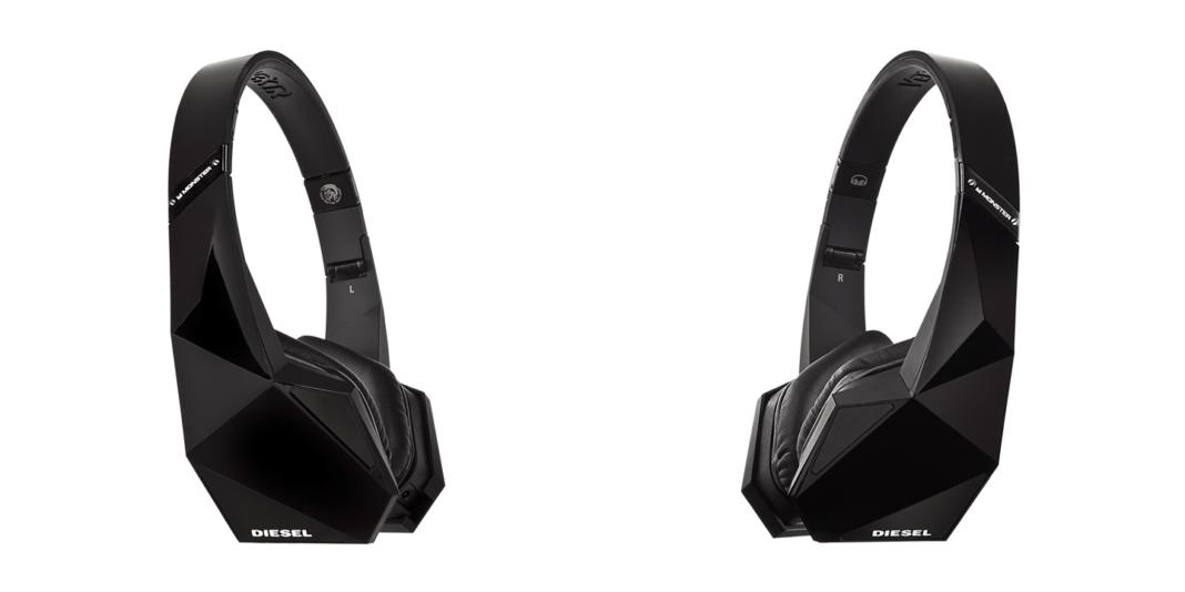 Diesel Vektr Headphones