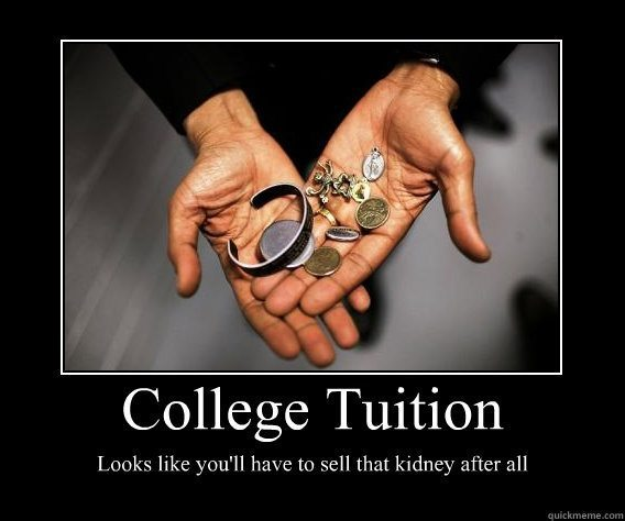 College Demotivational Posters