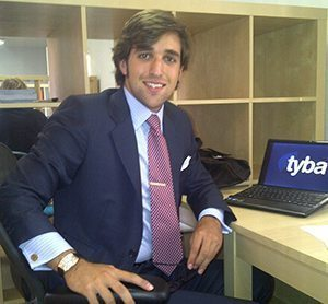 Jorge Schura Tyba Co-Founder