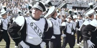 Ohio University Marching Band Gangnam Style
