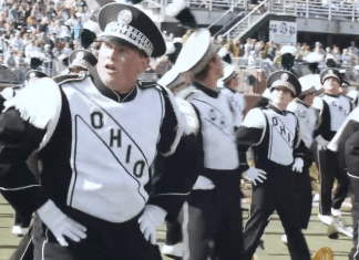 Ohio University Marching Band Gangnam Style