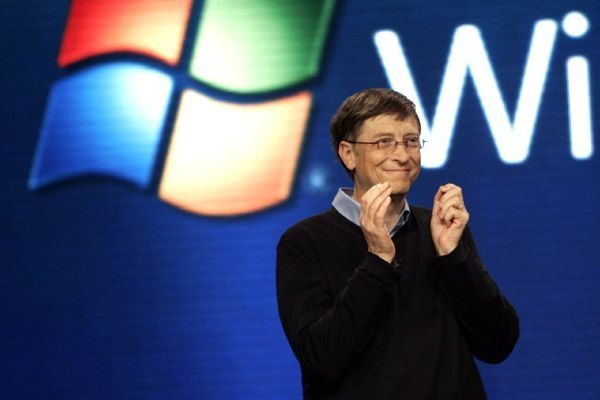 bill gates microsoft big name businesses