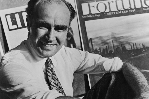 time magazine henry luce big name businesses