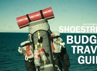 shoestring budget travel guide