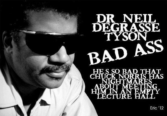 Neil deGrasse Tyson Birthday Meme