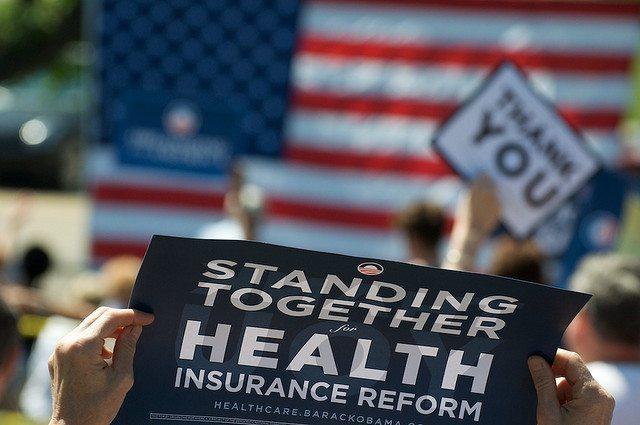 Obama vs Romney Healthcare