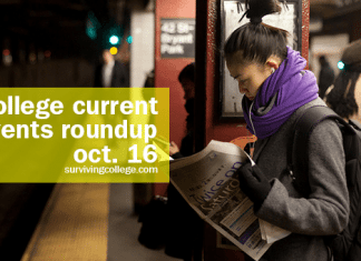 college current events roundup oct. 16
