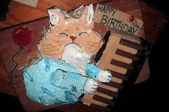 Best of Meme Birthday Cakes