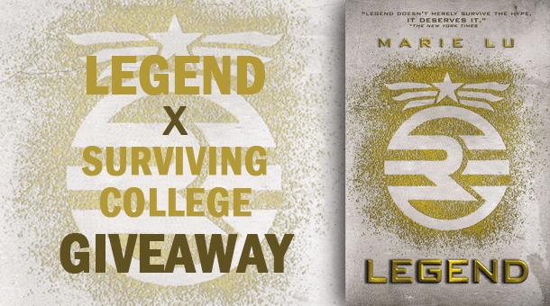Legend x CampusRiot Giveaway