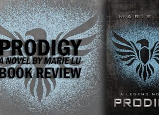 Prodigy by Marie Lu Book Review