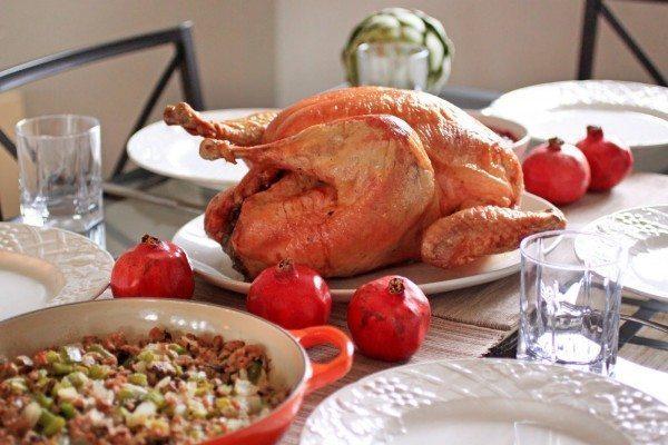 Surviving Thanksgiving Break On Campus