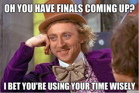 funny finals memes condescending wonka