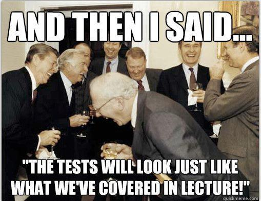 funny finals memes professors