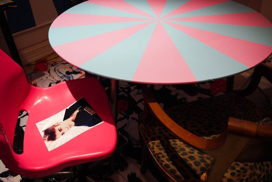 Zing Revolution Table