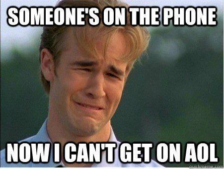 1990s Problems Meme