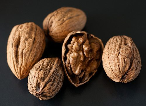 College Skin Care Walnuts