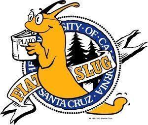 Mascot Monday UC Santa Cruz Banana Slugs
