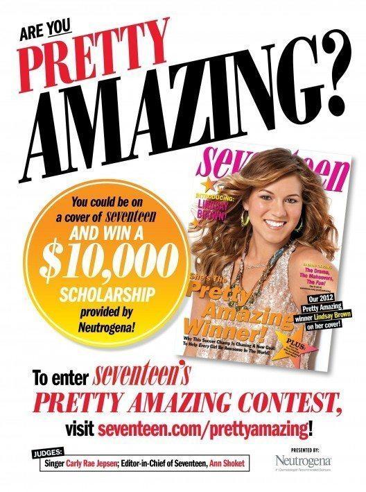 College Crush Seventeen Pretty Amazing Contest