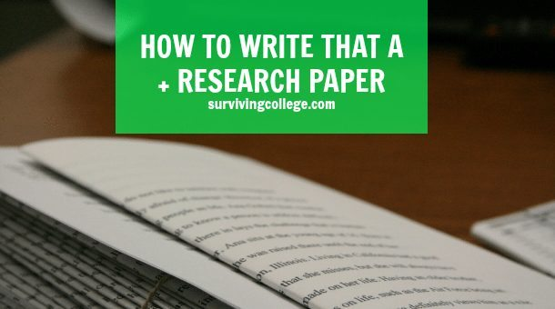 write a research paper overnight