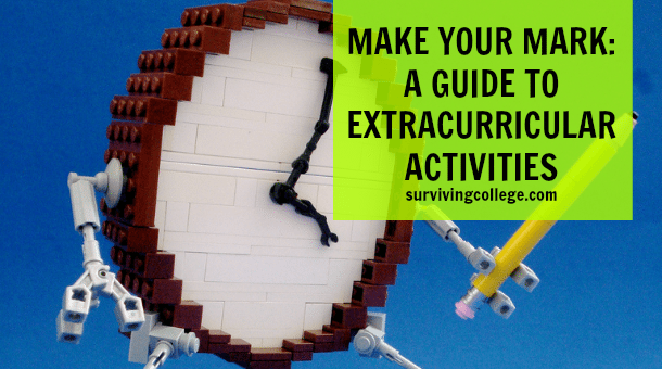 Make Your Mark Extracurricular Activities