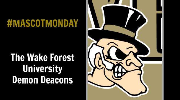 Mascot Monday Wake Forest Demon Deacons