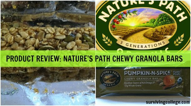 Nature S Path Granola Review