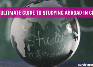 Studying Abroad in China
