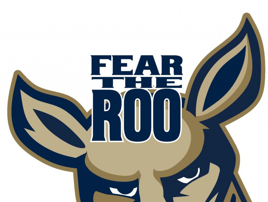 University of Akron Zips - Fear the Roo