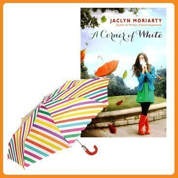 Corner of White Kate Spade Jaclyn Moriarty Giveaway Prizes