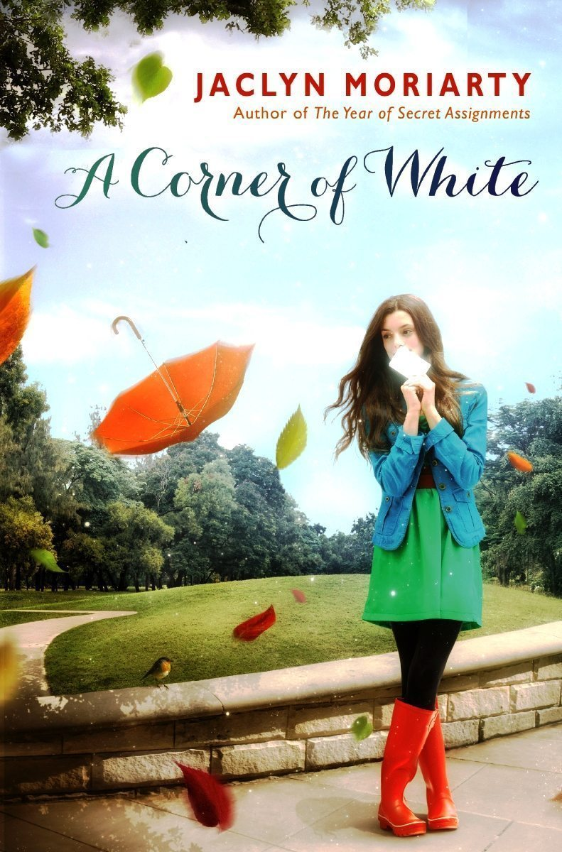 A Corner of White Jaclyn Moriarty Kate Spade Giveaway