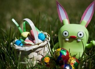 Easter Bunny Easter Candy