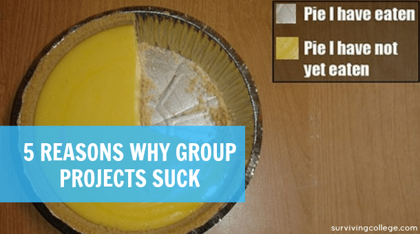 Group Projects Suck 85