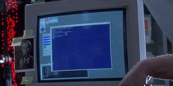 Jurassic Park Computers