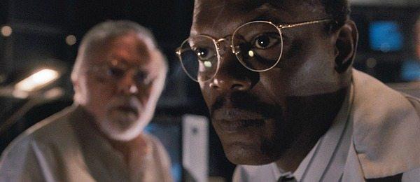 Jurassic Park Samuel L. Jackson
