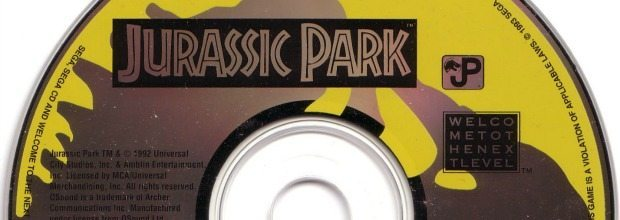 Jurassic Park disc
