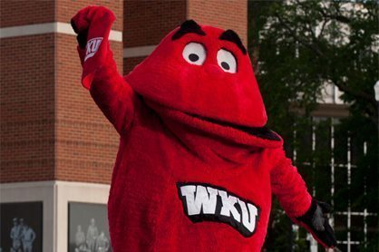 Mascot Monday Western Kentucky Big Red