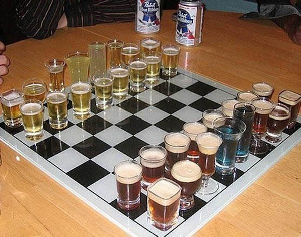 wtf college alcohol chess