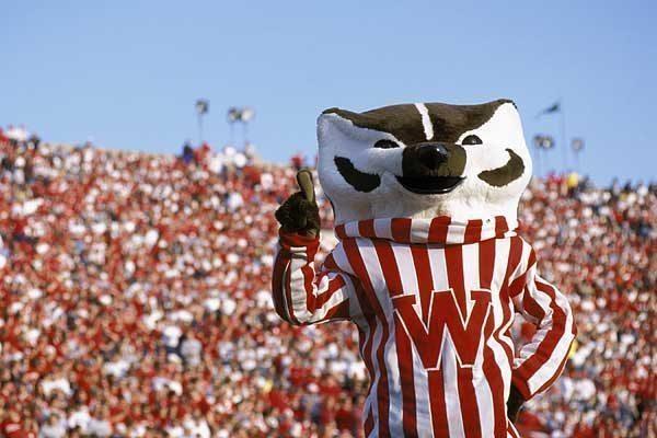 Bucky The Badger - Mascot Monday
