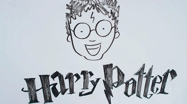 Video Draw My Life Harry Potter Style 5 13 Surviving College