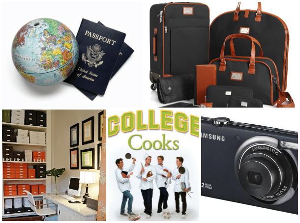 Graduation Gifts for the Traveler or Mover