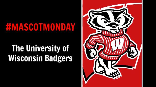 Mascot Monday - Wisconsin Badgers