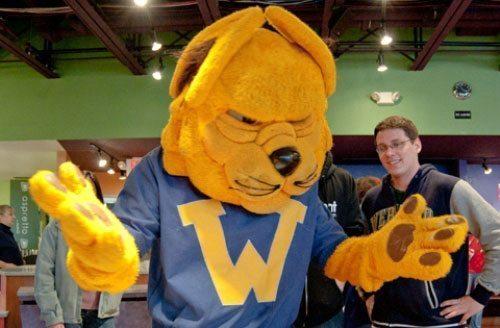 Mascot Monday - Webster University Gorloks