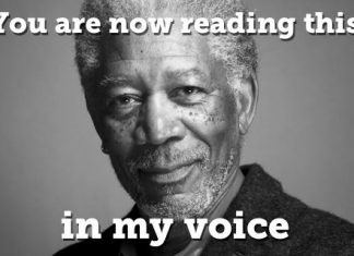 Morgan Freeman Memes Morgan Freeman's Birthday