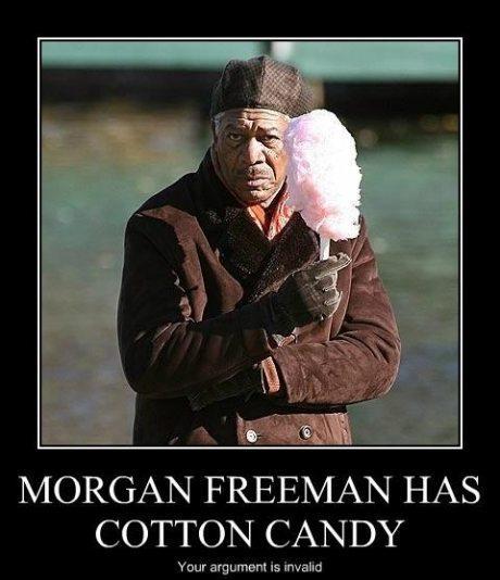 11 Memes To Celebrate Morgan Freeman's Birthday | Campus Riot