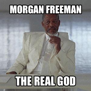 Memes Morgan Freeman's Birthday