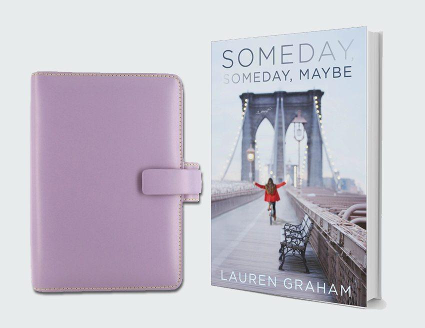 Someday Someday Maybe Lauren Graham Giveaway