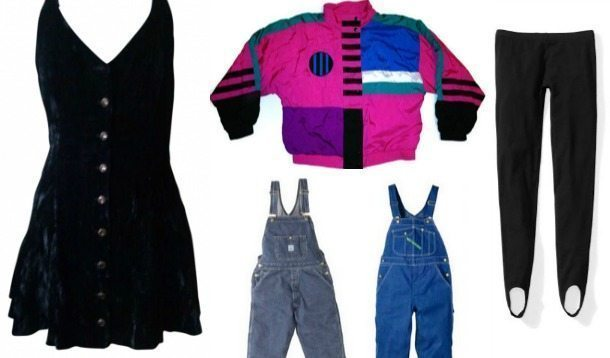 Worst 90s Girl Fashion Trends 90s Clothes