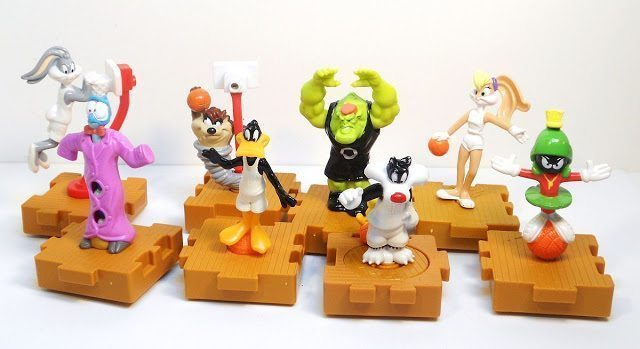 happy meal space jam